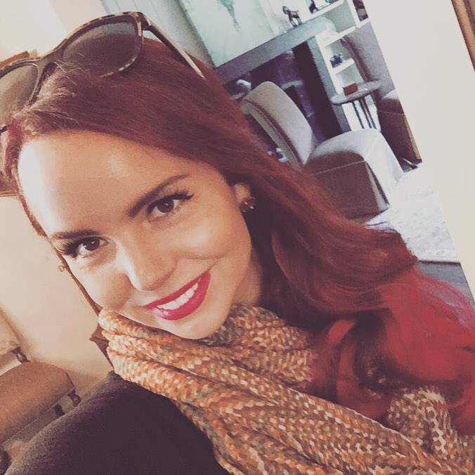 Bucket List Dye My Hair Red Joelle Pittman